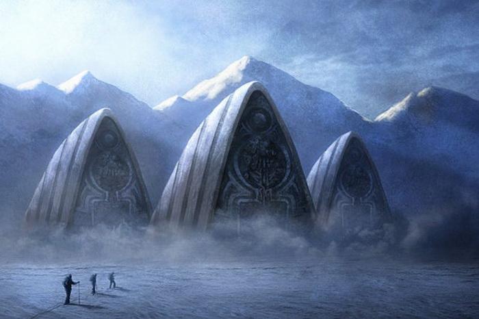 arktik- antarktik- piramide- vanzemaljci