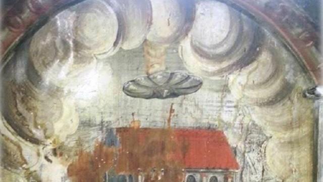 manastir-nlo-freska-rumunija