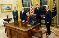 Tramp osniva novu političku stranku