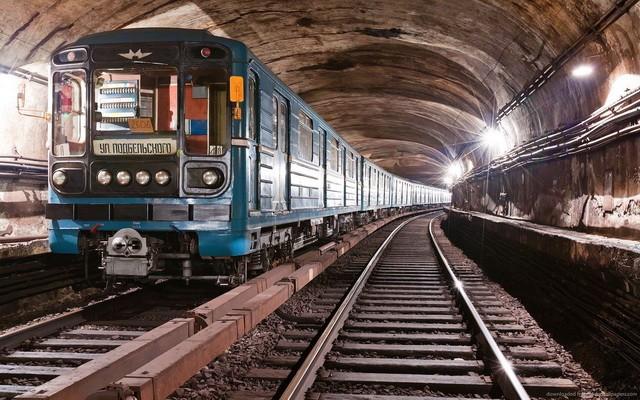 podzemlje- voz