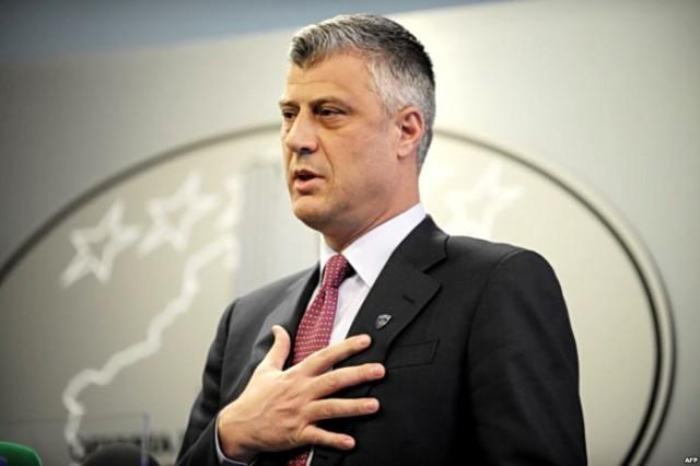 SMESTILI IM SRBI I RUSI? – Tači izleteo pre vremena i posao sa priznanjem Kosova ode …
