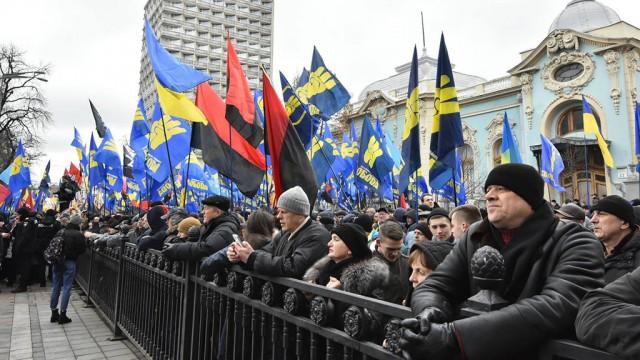 Ubi ih tradicija: Ulice Kijeva imenovane po nacistima