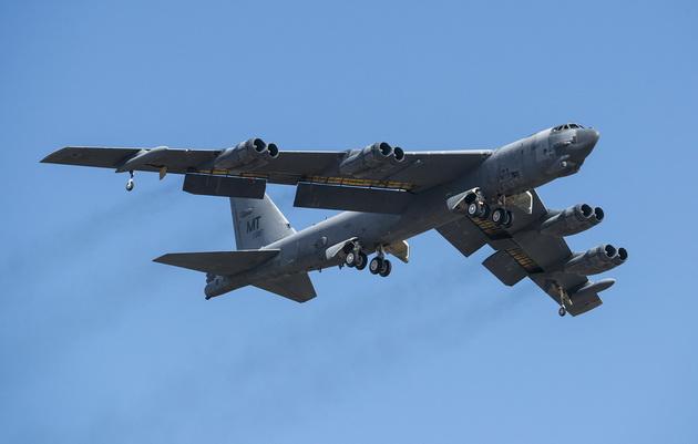 Ukrajinski stručnjaci tvrde: Strateški bombarderi B-52H mogu da razore Sibir bez ulaska u zonu Rusije
