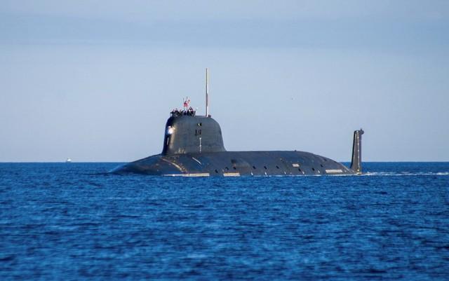 """""""CRNE RUPE"""" SEJU STRAH: Ruske atomske podmornice postaju nevidlјive za radare – VIDEO"""
