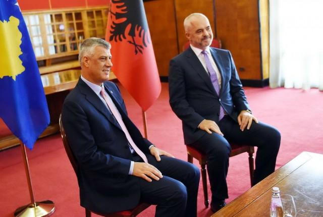 Sve po unapred utvrđenom programu: Albanija zvanično pokreće akciju za priznavanje Kosova