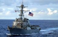 Burna reakcija Rusije: Američki razarač ušao u ruske teritorijalne vode