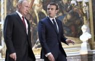 """Putin ubedljivo objasnio Merkelovoj i Makronu: """"Nedopustivo da se mešate u događaje u Belorusiji i u slučaj Navaljni"""""""