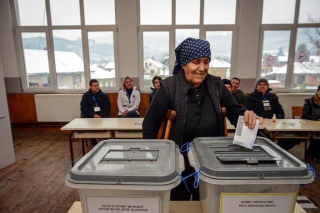 kosovo glasanje izbori