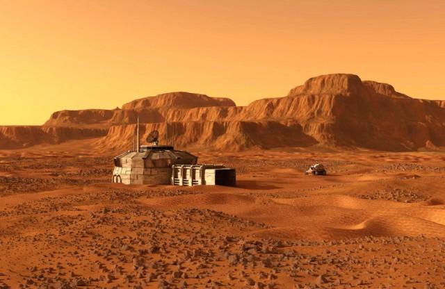 Profesor izneo dokaze o vanzemaljskom životu na Marsu a onda mu je univerzitet sve dokaze obrisao