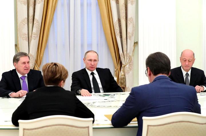 Kakve je uslove Vučić dobio od Rusije?