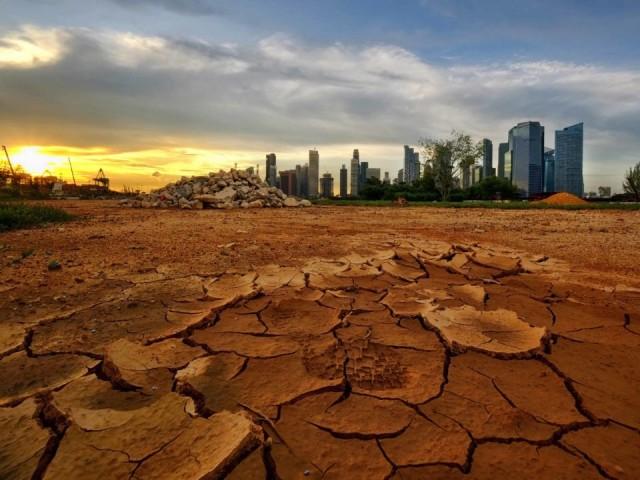 globalno zagrevanje