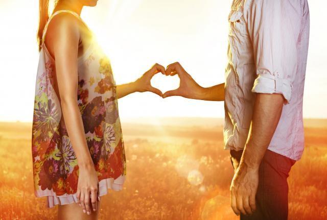 ljubav dvoje