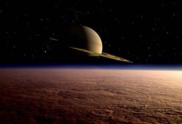 titan mesec saturn