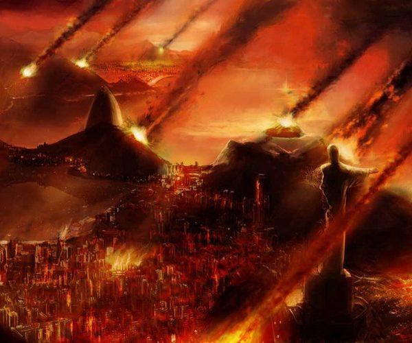 PROROČANSTVO IZ BIBLIJE: Dolaze 3 dana potpune tame i vatra će padati sa neba