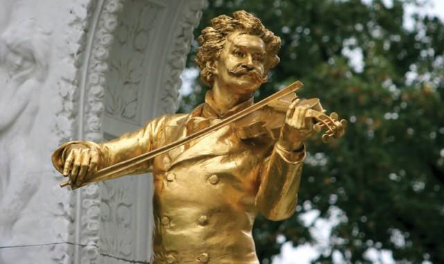 Johan Straus violina