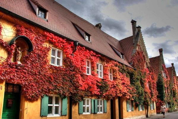 fugeraj nemacka pokrajina augsburg grad