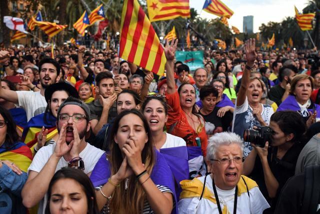 ŠPANIJA U PANICI: Rusi umešani u otcepljenje Katalonije?