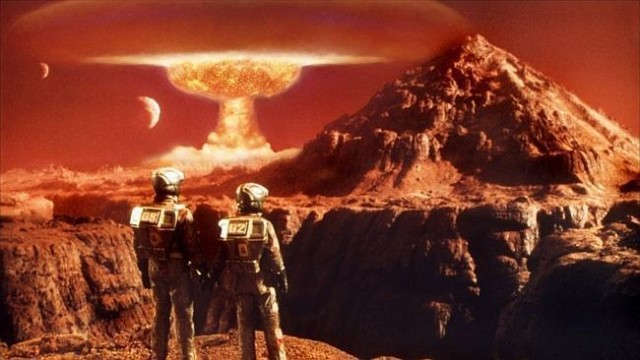 Bio sam na Marsu i prepun je vanzemaljskih tela, tvrdi advokat koji se kandiduje za predsednika SAD (VIDEO)