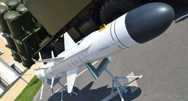 Kh-35UE rusija raketa