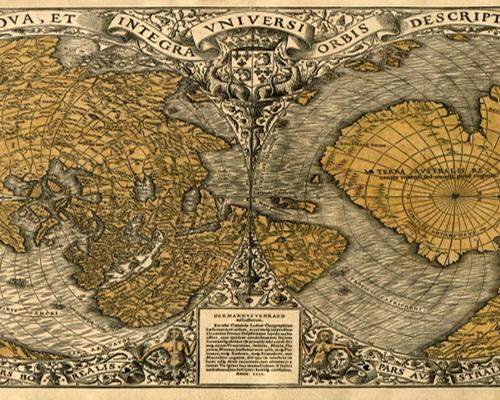 piri- reis- mapa