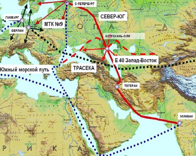 Projekat za projektom, Ruse više niko ne može da ih stigne NOVI STRES ZA EU I SAD