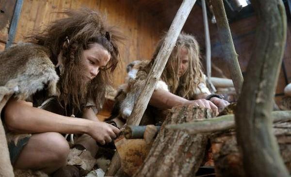 praistorija- zena- muskarac- neandertalci- kameno- doba