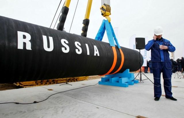 rusija gasovod