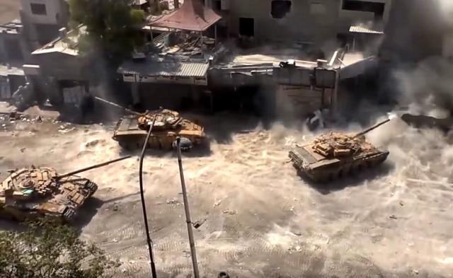 rusija tenk sirija t72b
