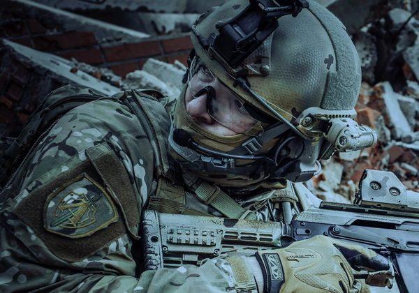 vojnik- rusija