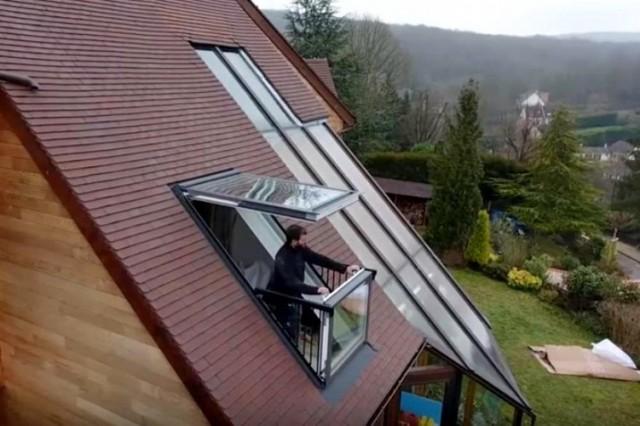 balkon prozor