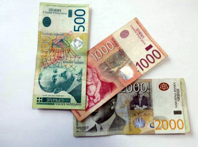 dinari novac