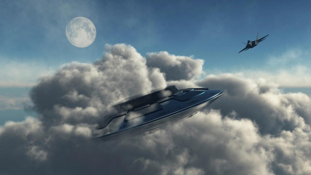 AMERIČKI PILOT O OBRAČUNU SA NLO: Nadmašio je F-18 takvom brzinom, kao da zakoni aerodinamike ne važe – VIDEO