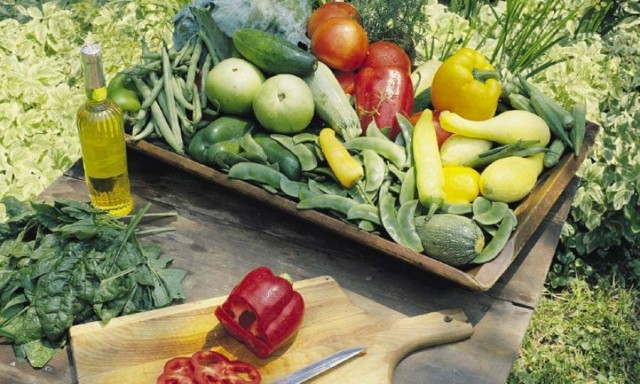organsko povrce