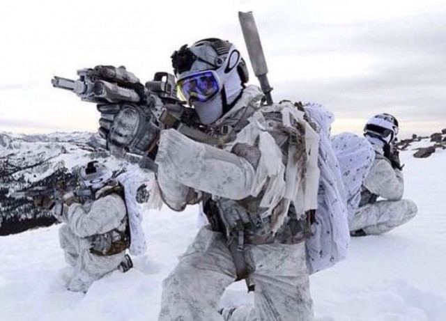 rusija vojska arktik