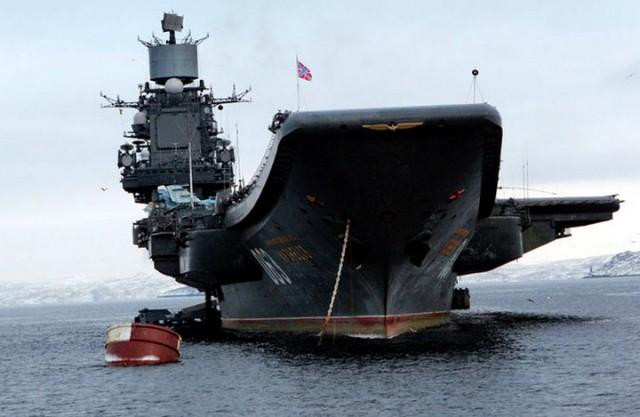 admiral kuznjecov rusija