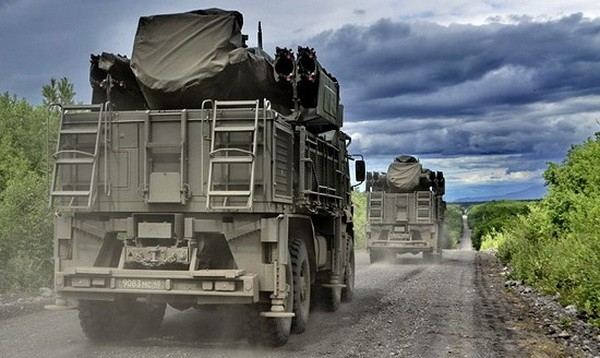 kamion- vojska