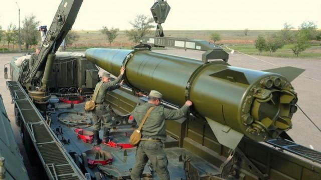 """VOJNI EKSPERTI: Ruski nenuklearni """"Iskander"""" po mogućnostima može se uporediti s nuklearnim oružjem"""