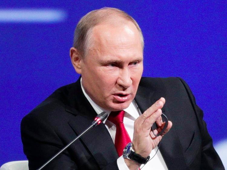 PUTIN: Krim je oduvek bio naš, narod je sam odlučio da se vrati u Rusiju