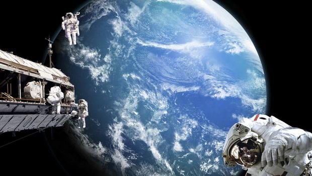 astronauti- svemir- kosmos
