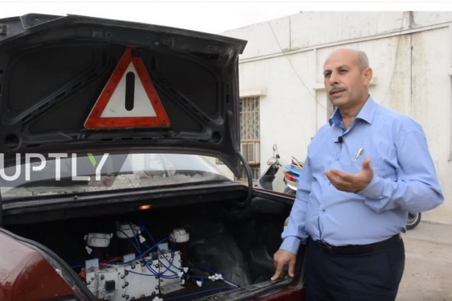 Jafar Javad Jassim irak
