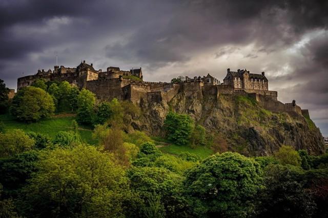 tvrdjava skotska