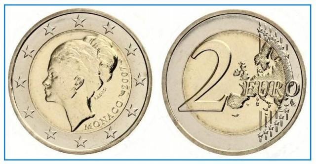 evro kovanica monako