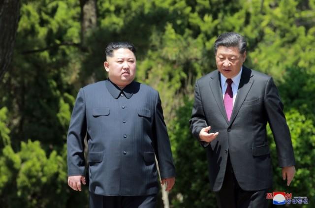kim dzong i ksi ping2