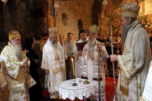 SPC: Najambicioznija medijska kampanja protiv Crkve u prethodne tri decenije
