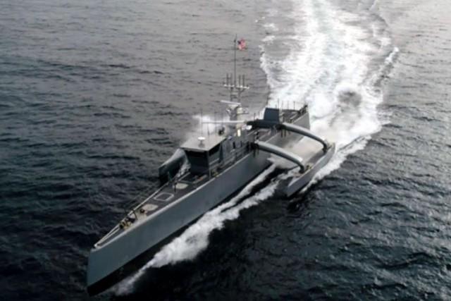 "Vojska SAD razvija novo oružje – ""Robotske vojne brodove"" bez posade – VIDEO"