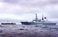 Ruska podmornica pratila britansku udarnu flotu – Koliko da znaju da su pod nadzorom