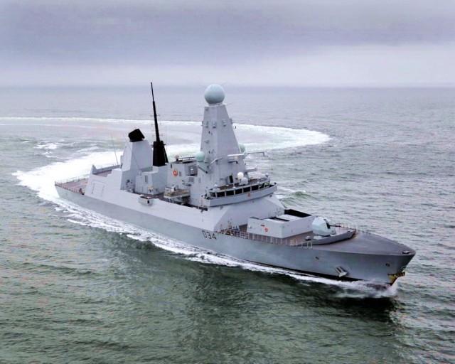 britanija brod razarac