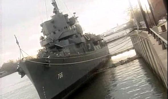 brod amerika eldridz