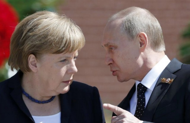 JOŠ 2007. PUTIN JE TO PREDVIDEO: Rekao je Nemcima i oni su bili ljuti i ogorčeni – DANAS SU SHVATILI – VIDEO