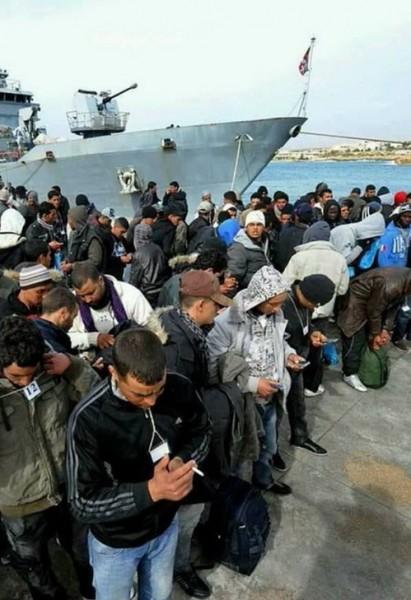 migranti italija